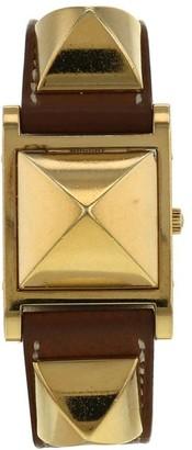 Hermes 2000s pre-owned Medor wrist watch