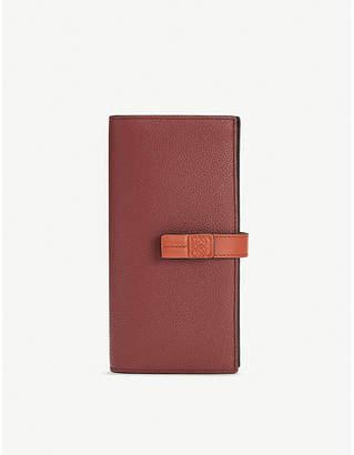 Loewe Large vertical calfskin wallet