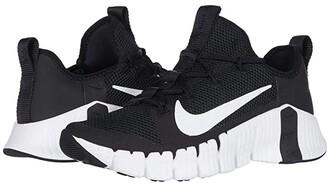 Nike Free Metcon 3 (Black/White/Volt) Women's Shoes