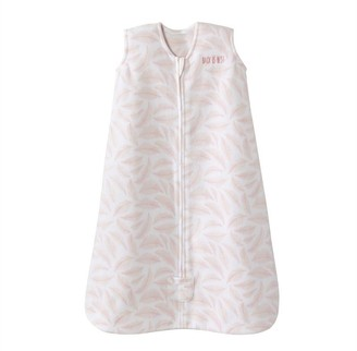 Halo Innovations Halo Sleepsack Wearable Blanket 1 TOG Leaves Pink Extra Large 18 to 24 Months