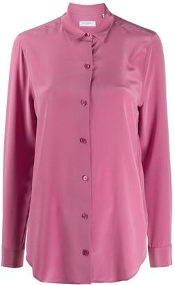 Equipment Essential regular-fit silk shirt