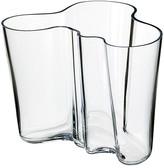 """Iittala Aalto 6.25"""" Clear Vase"""