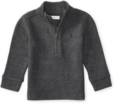 Ralph Lauren French-rib Cotton Pullover