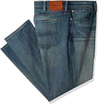 Lucky Brand Men's Big and Tall Big & Tall 410 Athletic Fit Jean