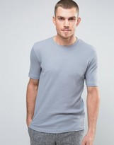 Selected Homme Waffle Tee