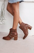 Therapy Bexar Boots Brown