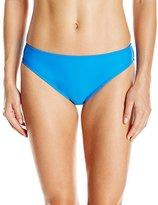 adidas Women's Solid Hipster Bikini Bottom