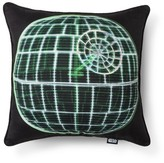 Star Wars Death Star Rogue One Square Pillow