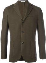 Boglioli fitted blazer jacket