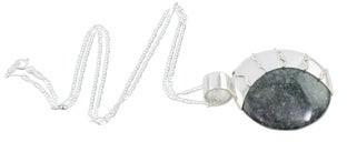 Novica Handmade Sterling Silver 'Place of the Moon' Jade Bracelet