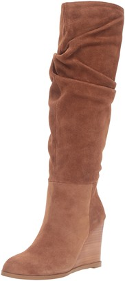 French Connection Women's Chevron Slouch Boot