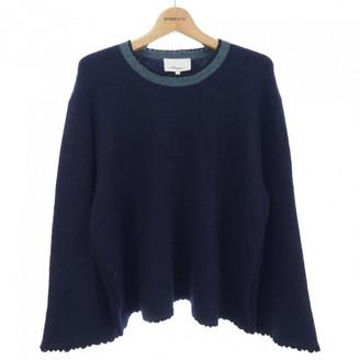 3.1 Phillip Lim Navy Wool Knitwear for Women