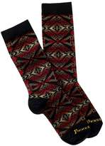 Pendleton Thunder Earthquake Crew Socks