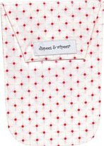 Diapees & Wipees Diapees and Wipees Waterproof Hoppy Dots Pink Baby Diaper And Wipes Bag