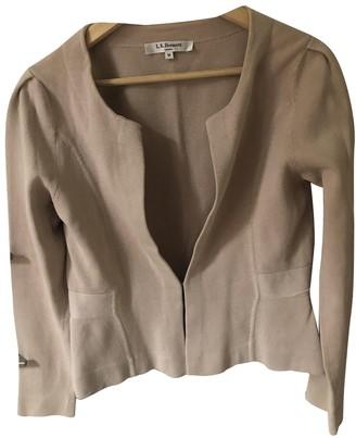 LK Bennett Beige Cotton Jacket for Women