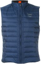 Hackett 'Aston Martin Racing' down gilet