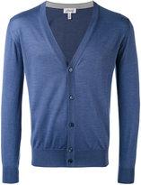 Brioni V-neck buttoned cardigan - men - Silk/Cashmere - 46