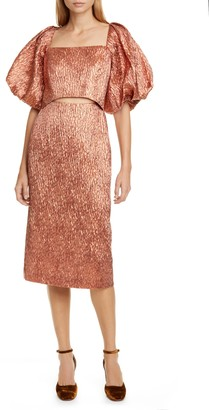 Rachel Comey Limbara Textured Dress