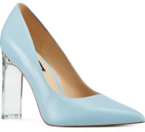 Nine West Trixi Lucite High-Heel Pumps Women's Shoes