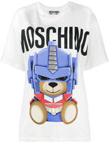 Moschino Transformer Teddy t shirt