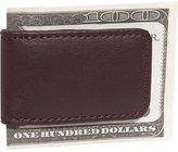 Royce Leather RYC810BURG5 Magnetic Money Clip