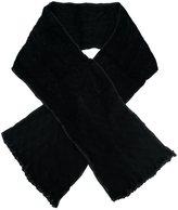 Issey Miyake pleated scarf