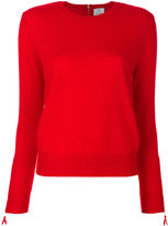 Allude knitted top