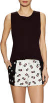 A.L.C. Women's Russell Perforated Sleeveless Top