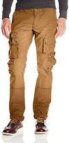 PRPS Goods & Co. Men's Utility Twill Cargo Pant