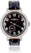 Bell & Ross Men's WW1-97 Heritage Watch-BLACK