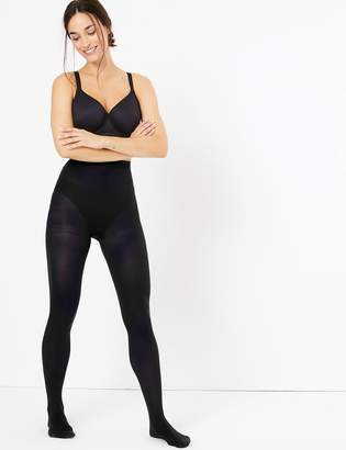 M&S CollectionMarks and Spencer 6 Pack 40 Denier SuperSoft Thermal Tights