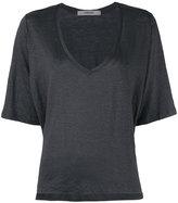 Humanoid draped T-shirt
