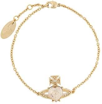 Vivienne Westwood Orb Logo Bracelet