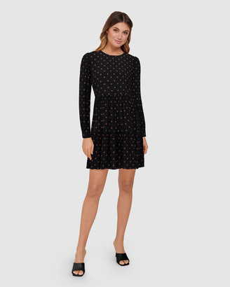 Forever New Demi Smock Mini Dress