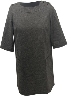 Bonpoint Grey Cashmere Dress for Women