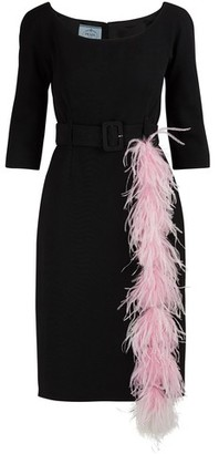 Prada Dress with 3/4 sleeves