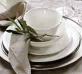 Pottery Barn Napoli Stoneware Dinner Plate, Set of 4