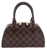 Louis Vuitton Damier Ebene Mini Ribera Bag