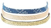 Charlotte Russe Trendy Choker Necklaces - 3 Pack