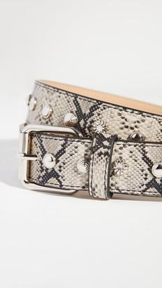 Luv Aj The Bella Studded Belt