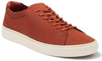 Lacoste Unlined Leather Sneaker