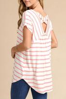 vanilla bay Striped Tunic