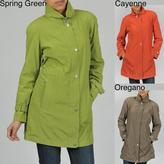 Hilary Radley Women's Plus Size Packaway Anorak