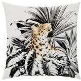 Elaine Smith Jungle Leopard Accent Pillow