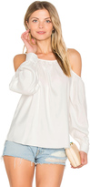 Central Park West L.A. Cold Shoulder Blouse