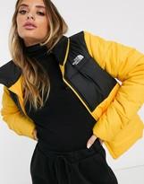 The North Face Saikuru jacket in yellow