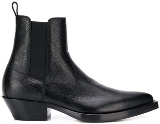 Givenchy Side Panel Boots