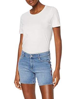 Esprit Women's 069ee1c009 Short,(Size: 27)