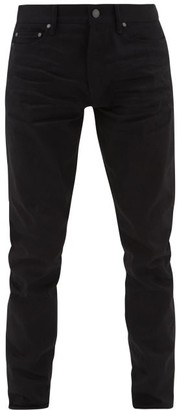 John Elliott The Cast 2 Slim-leg Jeans - Black