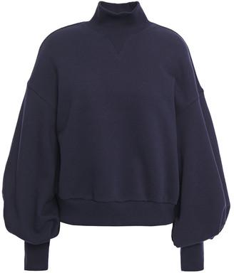 GOEN.J French Cotton-terry Turtleneck Sweatshirt